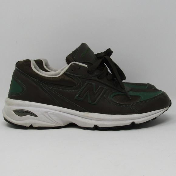 005d4cc93c853 New Balance Shoes | 489 Running Shoe Size 105 Brown Green | Poshmark